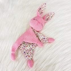 Kumaşlı Uyku Arkadaşı Tavşan