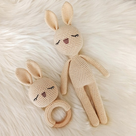 Tavşan Çıngırak Seti Model 1