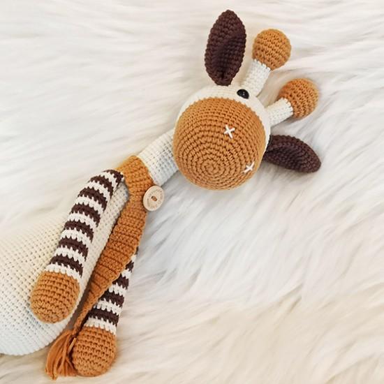 Zürafa Organic Oyuncak