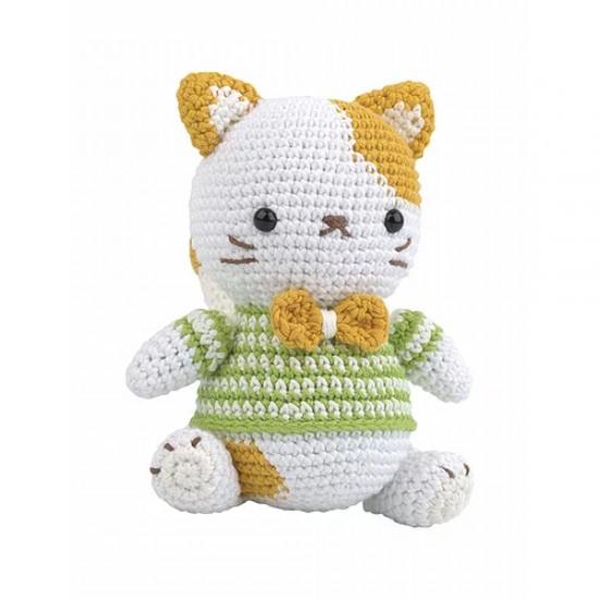Tuva SCF02 Balıkçı Kedi Amigurumi Kit